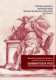 Metafísica do gênero humano: natureza e história na obra de Giambattista Vico